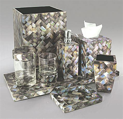 mother of pearl bathroom accessories opulence of southern pines luxury bedding luxurious