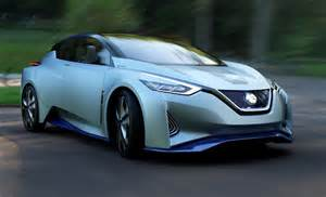 Electric Cars Future Range 2018 Nissan Leaf Range Specs Release Date Price Interior