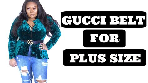 gucci belt for plus size how to choose your size and unboxing