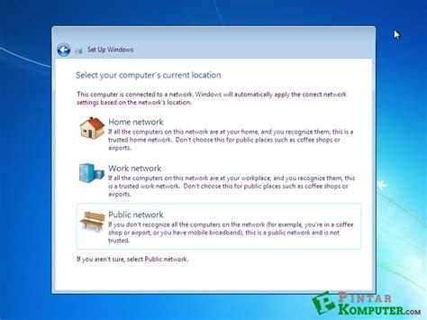 tutorial instal ulang windows 7 ultimate tutorial install windows 7 ultimate