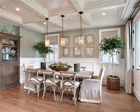 Beachy Dining Rooms by Style Dining Design Ideas Pictures Remodel Decor