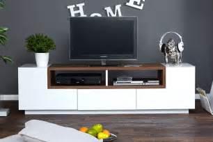 meuble tv bois massif design meubles tv design bois