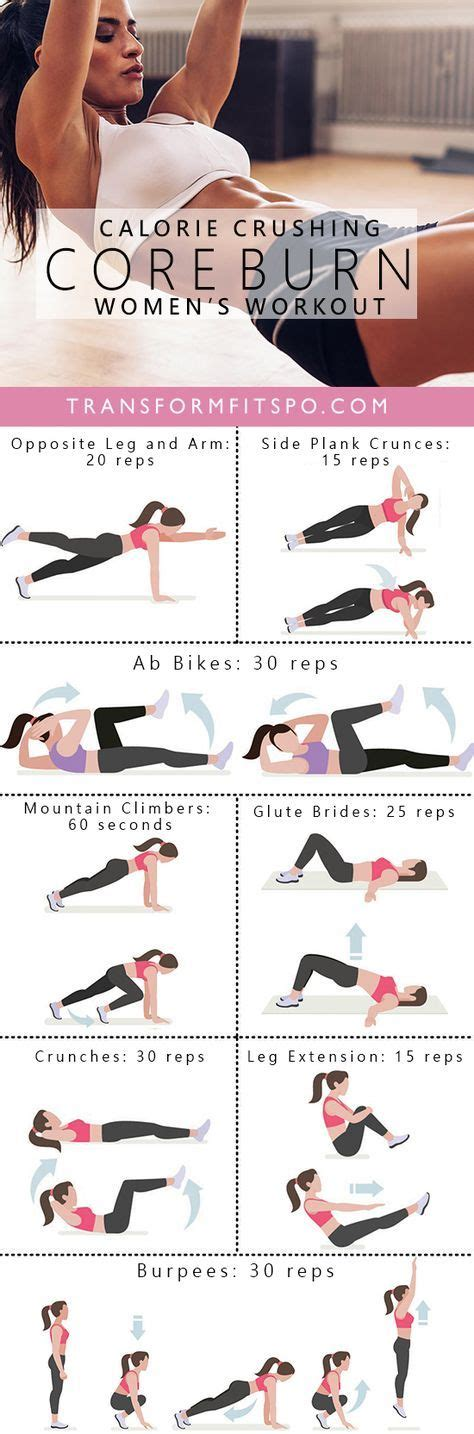 25 best ideas about ab workouts on abdominal exercises conditioning workouts and