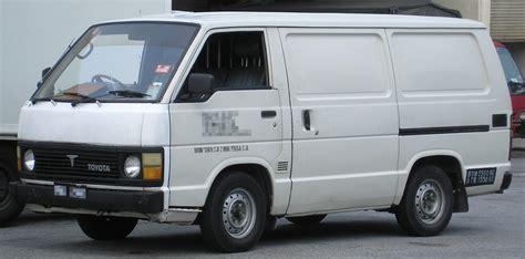 Toyota Hisce File Toyota Hiace Third Generation Front Serdang Jpg
