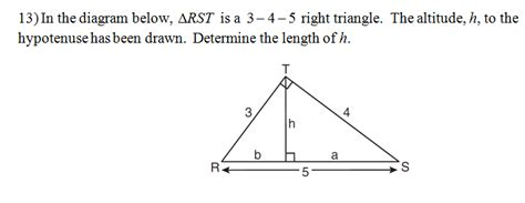 Similar Right Triangles Worksheet Answers by Right Similar Triangles Worksheet And Answer Key