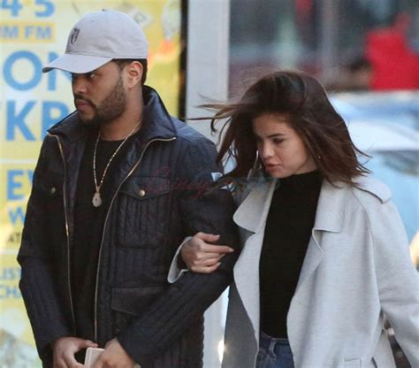 selena gomez and the weeknd go on date at ripley s