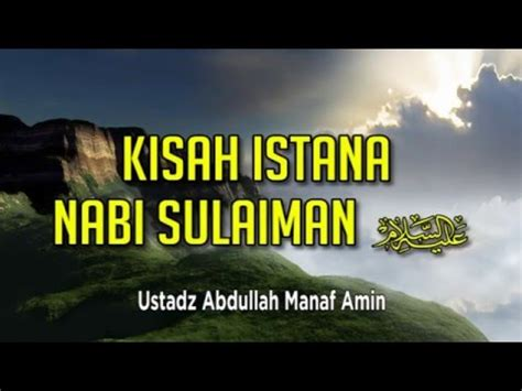 download film kisah nabi sulaiman full movie full download kisah nabi sulaiman full movie