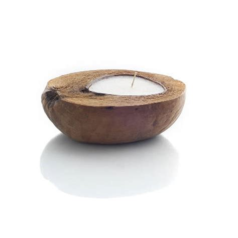 Coconut Candles Organic Coconut Candle By Ciel Notonthehighstreet