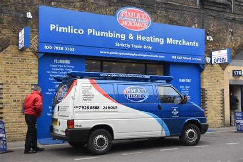 Pimlico Plumbing by Calling All Trades Pimlico Merchants Open Until 8pm