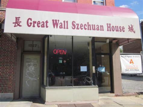 great wall szechuan house washington dc szechuan house dc 28 images szechuan house restaurant closed 28 photos 34 reviews