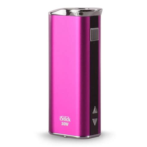 Eleaf Istick 30w 2200mah Mod Battery Vaporizer Authentic eleaf istick 30w box mod aromatic vapes