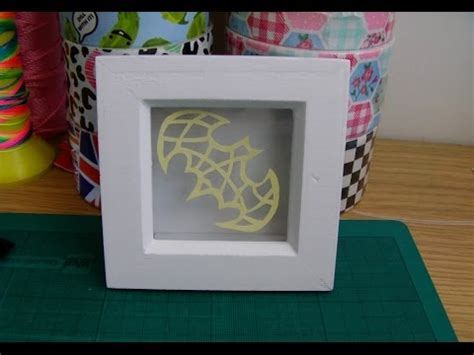 How To Make A Paper Shadow Box - how to make a paper cut shadow box