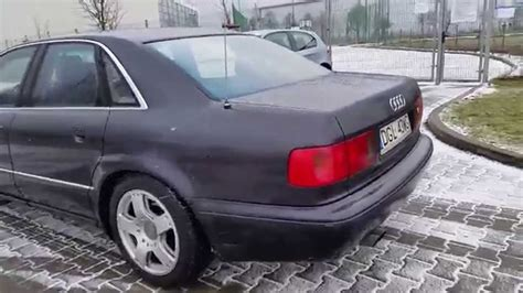Audi A8 Sound by Top V8 Sound Audi A8 D2 1997 4 2 Sound Custom Exhaust