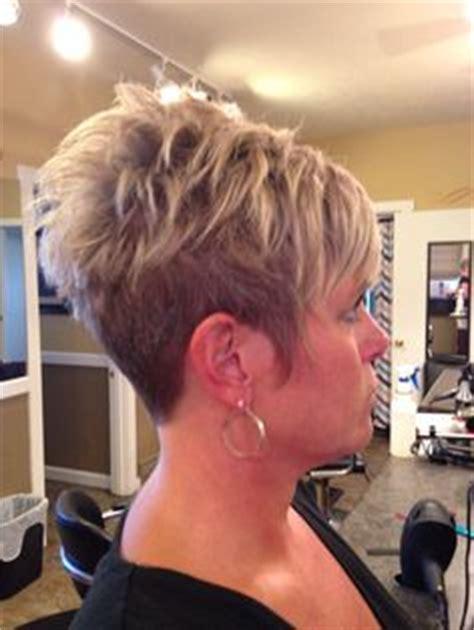 razor cut pixie hairstyle for older women spiked hair cuts for women over 50 hairstyles for women