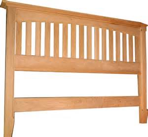Mission Style Headboard Mission Oak Headboard Website Of Nosoaves