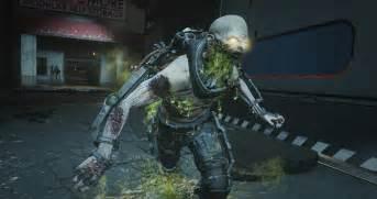 Advanced warfare s exo zombies gets a mini boss with