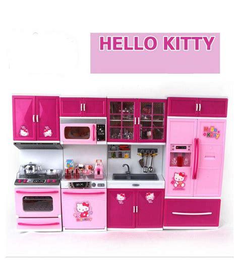 buy param pink kitchen set at lowest price