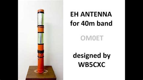 homebrew eh antenna   band youtube