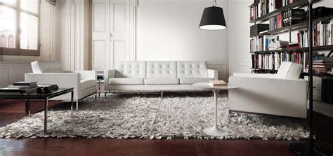 Residential Lighting Design florence knoll sofa knoll
