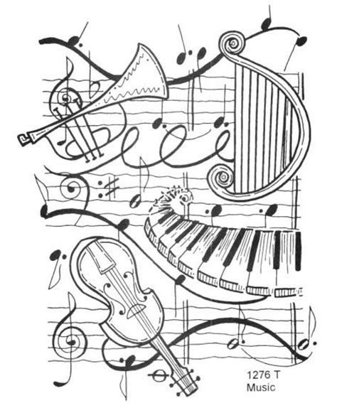 jazz music coloring pages 1000 images about music art on pinterest music symbols