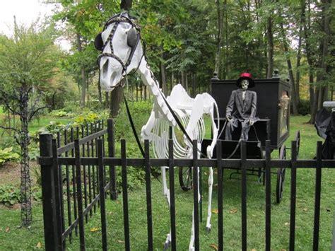 haunted house diy props set design images