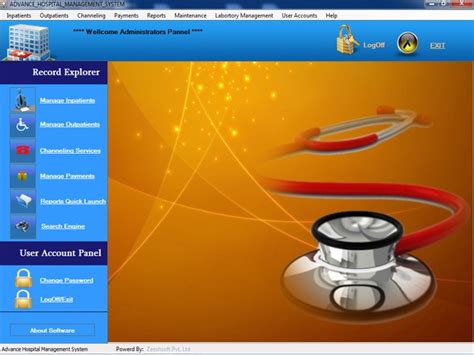 templates for hospital management in asp net access templates hospital management software