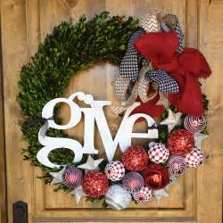 activity days service wreath for auction the art of