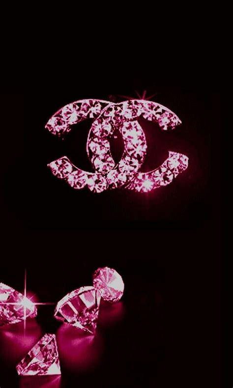 girly diamond wallpaper 25 best chanel images on pinterest chanel logo chanel