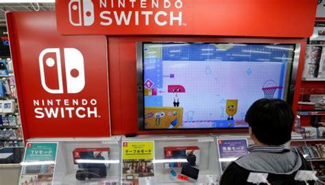 Switch Di Jepang baru dirilis nintendo switch diburu puluhan penggemar foto tempo co