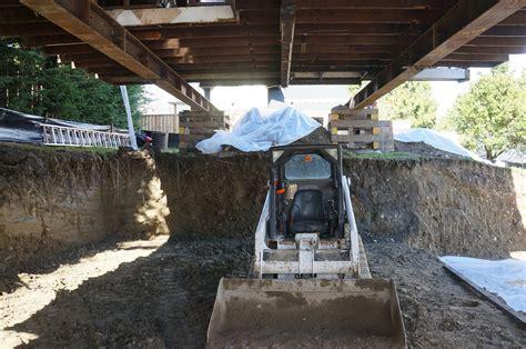 foundation systems restoration repair  basement house