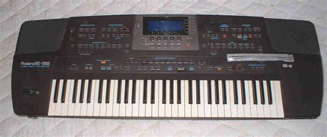 Keyboard Roland E96 Baru foto kurt starlit