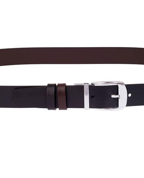 buy thin reversible belt black brown leatherbeltsonline