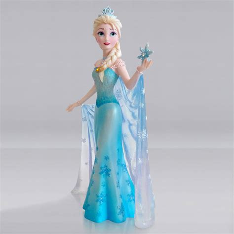 2014 elsa disney s reigning queen frozen figurine new 4045446