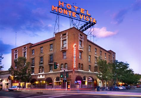 friendly hotels in flagstaff can you handle a at route 66 s most haunted hotels roadtrippers