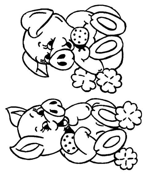 pig coloring pages coloringpagesabc com