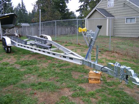 are aluminum boat trailers better than steel boat for sale in stock new 2019 8 800 boat wt double