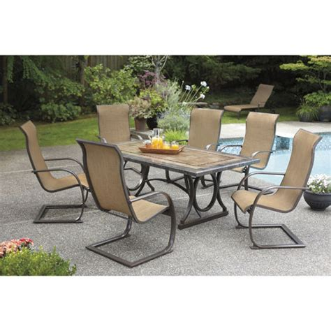 Costco Patio Furniture Dining Sets Patio Dining Sets Costco Style Pixelmari