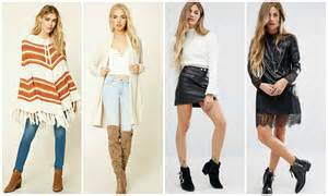 Current Trends 2017 2016 Fall 2017 Winter Fashion Trends For Styles