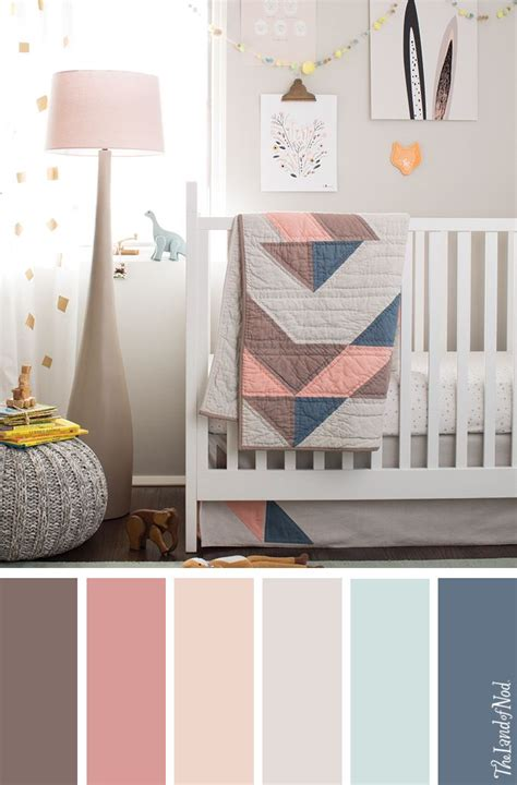 baby nursery colors best 25 nursery color schemes ideas on baby