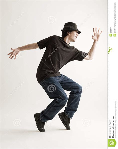 how to dance for your man in the bedroom stylish man in hat dancing royalty free stock photo