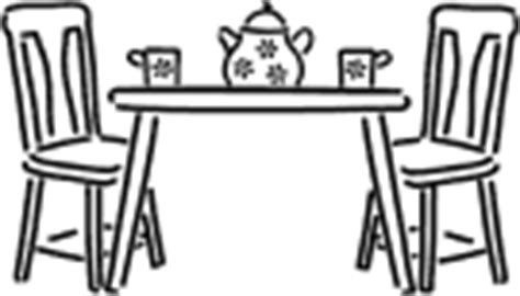Dining Room Table Clipart Black And White Dinner Table Clipart Clipart Panda Free Clipart Images