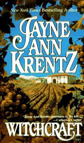 Novel Talents Jayne Krentz Harlequin witchcraft jayne krentz