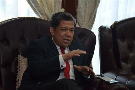 biodata fahri hamzah wakil ketua dpr wahabisme sudah tak jadi isu hubungan indonesia arab