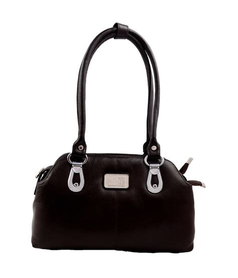 Bag 1 Novel Brown Second buy second skin brown leather shoulder bag at best prices in india snapdeal