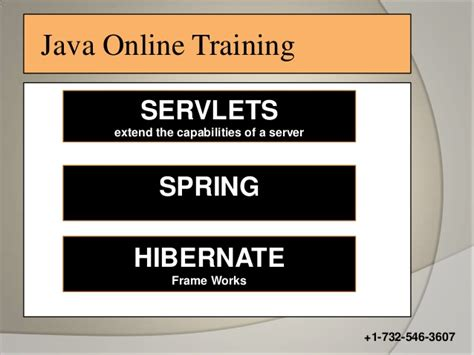 online tutorial in java java online training with 100 job guarantee get free demo