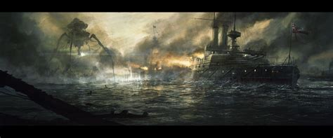 the worlds war war of the worlds by radojavor on