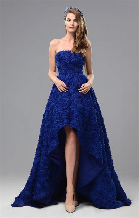Abendkleider Ballkleider abendkleid florence quot blau