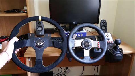 Jual Steering Wheel Logitech G27 logitech g27 steering wheel mod