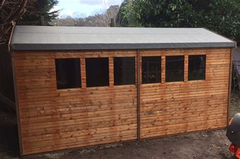 Roof Felt For Sheds by Custom Sized Sheds Garden Sheds Built To Order Beast Sheds