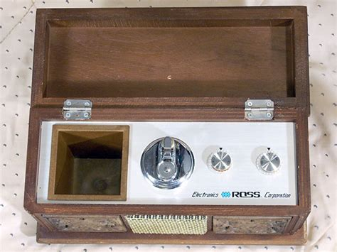 radios ross cigarette lighter radio